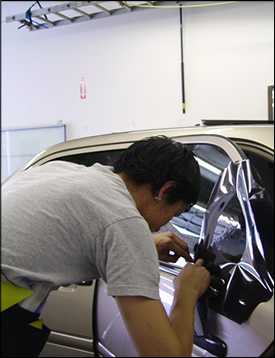 Glass Tinting JRP